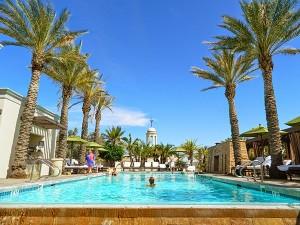 fairmont spa pool