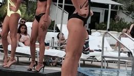 Keva J. Swimwear 2016 Presentation during Miami Swim Week at the Ritz Carlton Hotel @SwimCalendar @RitzCarlton #MiamiSwimWeek 4