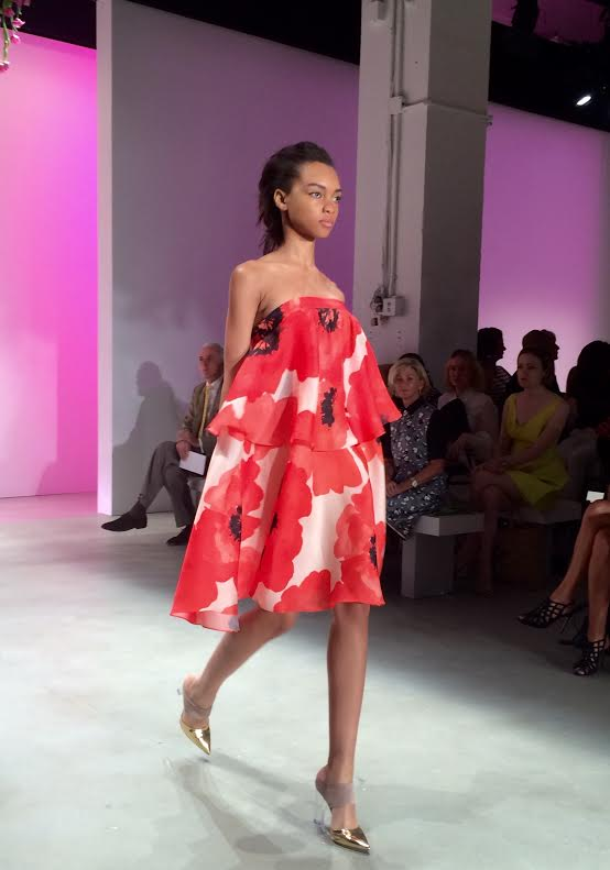 Lela Rose Spring 2016 Show During #NYFW 7