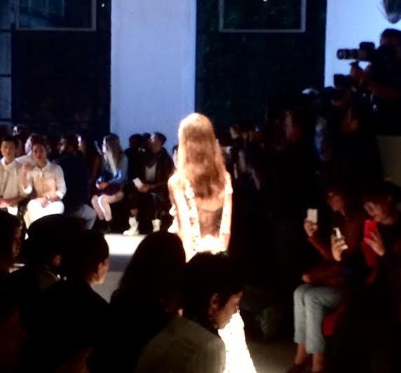 John Galliano Spring 2015 Ready-To Wear-Collection during Paris Fashion Week 5