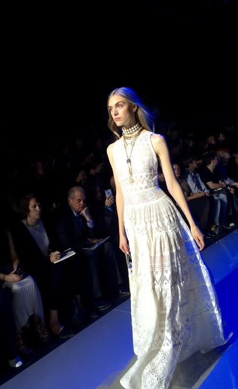 Ellie Sabb Ready-To-Wear SS 2016 Show during Paris Fashion Week 6