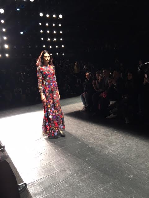 Vivienne Tam Fall / Winter show during #NYFW #fall16 @VivienneTam 2
