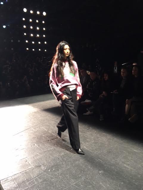 Vivienne Tam Fall / Winter show during #NYFW #fall16 @VivienneTam 3