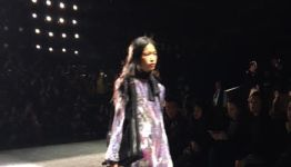 Vivienne Tam Fall / Winter show during #NYFW #fall16 @VivienneTam 4