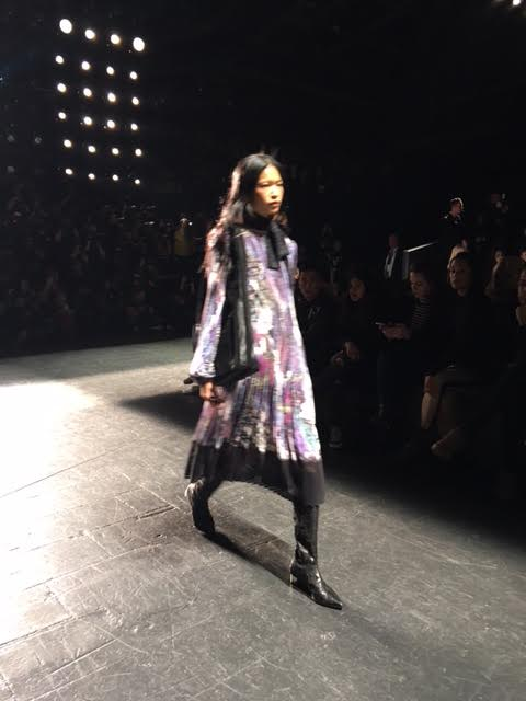 Vivienne Tam Fall / Winter show during #NYFW #fall16 @VivienneTam 4