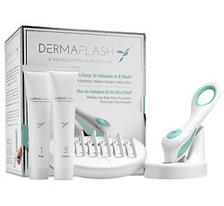 DERMAFLASH Facial Exfoliating Device Beauty Review @Dermaflash 4