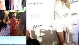 Hampton NY Summer Happenings July 23rd 2016 #JillZarinLuxLunch @SocialLifeMagazine #revolveinthehamptons #StBarths #Hamptons 30
