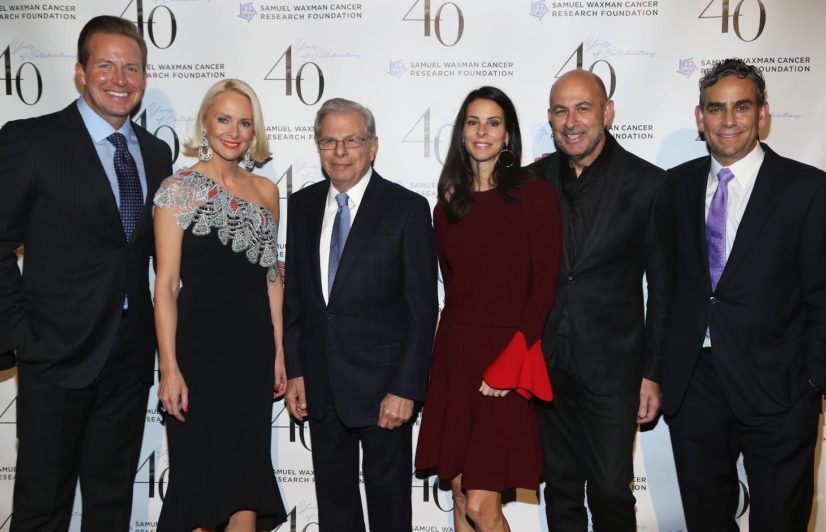 19th Annual Samuel Waxman Cancer Research Foundation COLLABORATING FOR A CURE Benefit Dinner & Auction #WaxmanGala @WaxmanCancer 8
