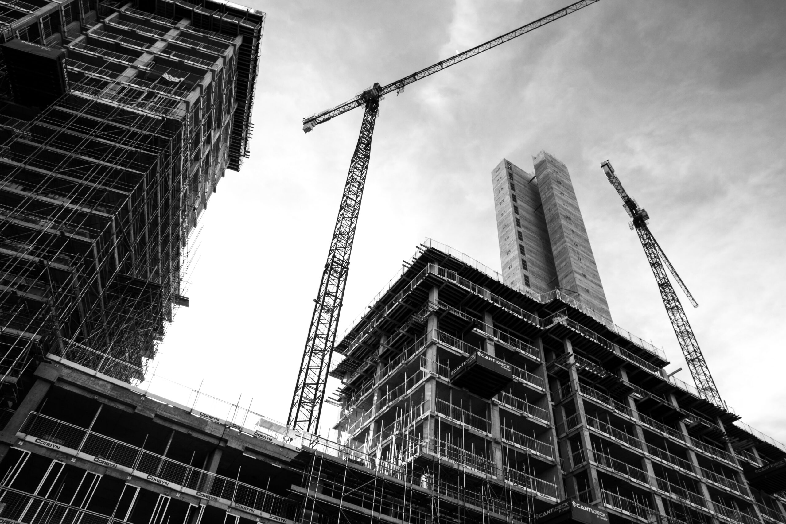 Industry challenges and trends: The construction supply chain