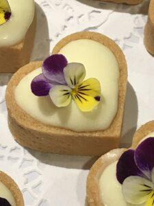 Lemon Mousse Tartlets