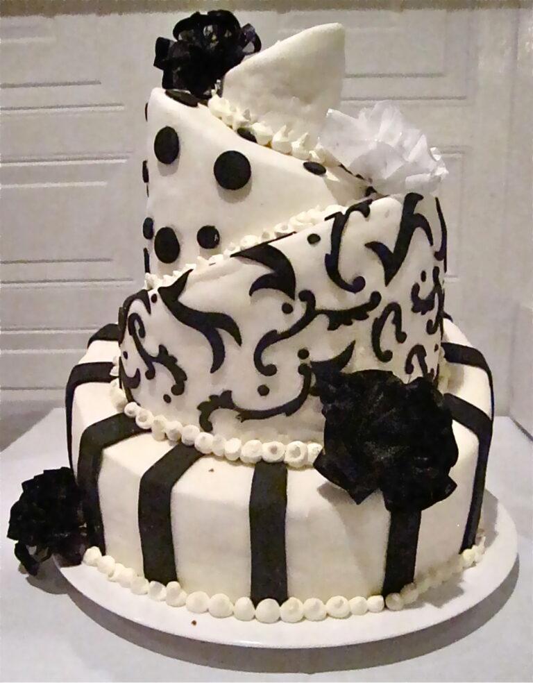 Wedding Cake tipsy