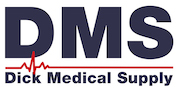Dick Medical Supply - Logo-website