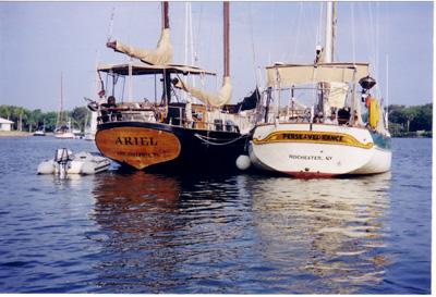 Captain Ariel Sport Fishing Charters & Marine Survey