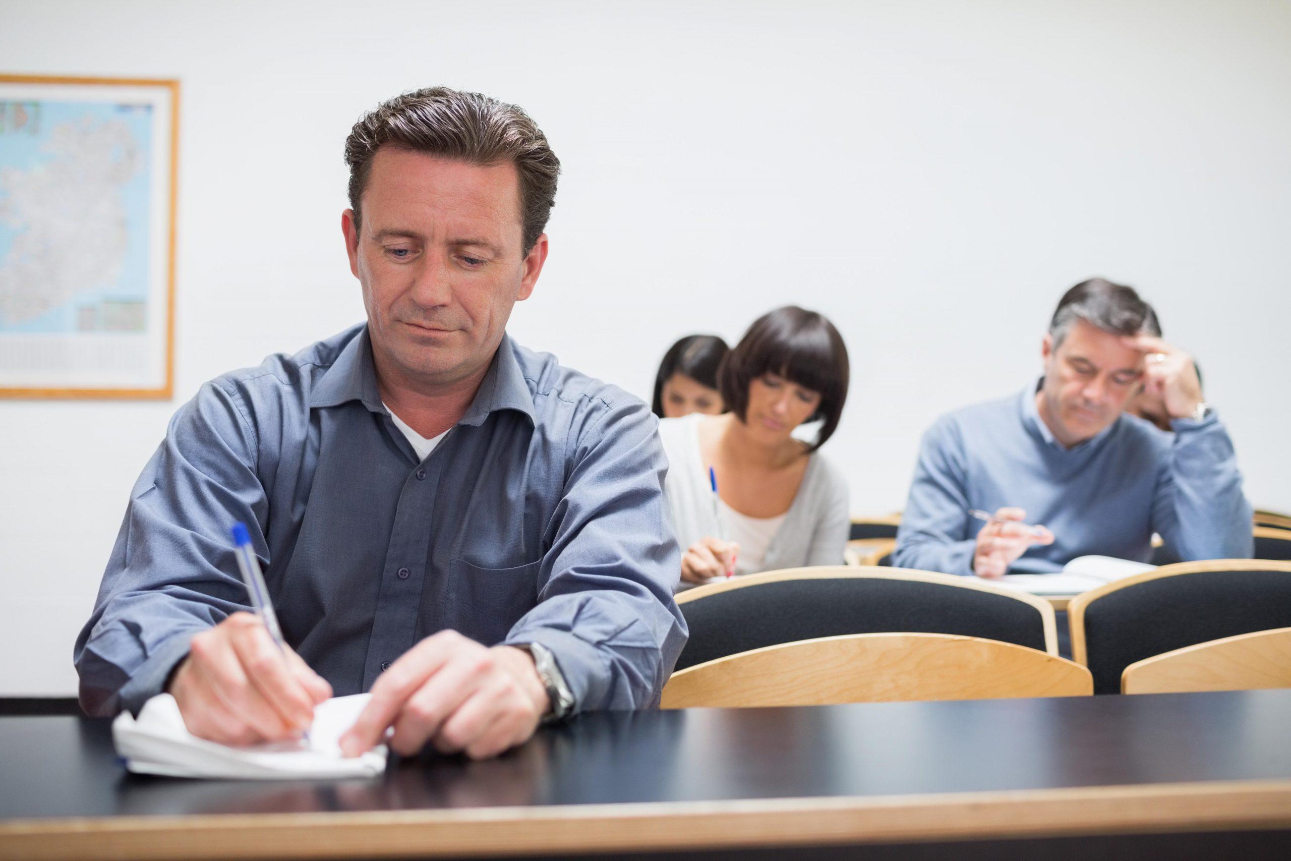Adult Classroom Driver Education