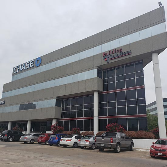 Dallas Secure Land Driving School in Chase Building