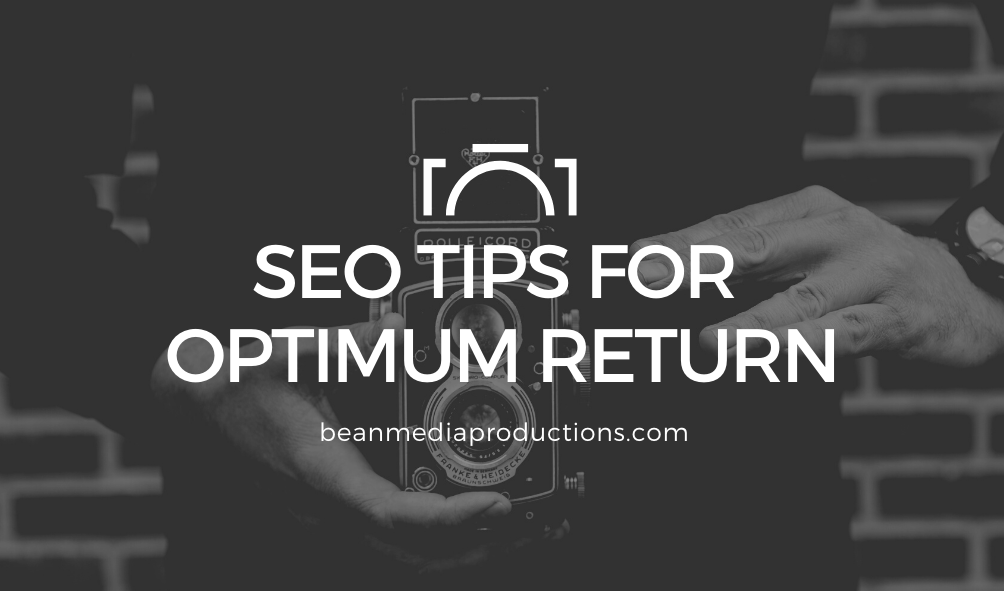 seo tips for optimum return image