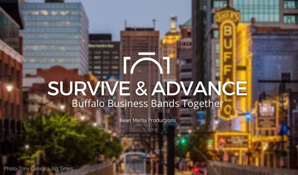 Survive & Advance   Buffalo Business Bands Together