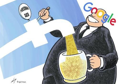 Google's Doped-Up Horse— Facebook