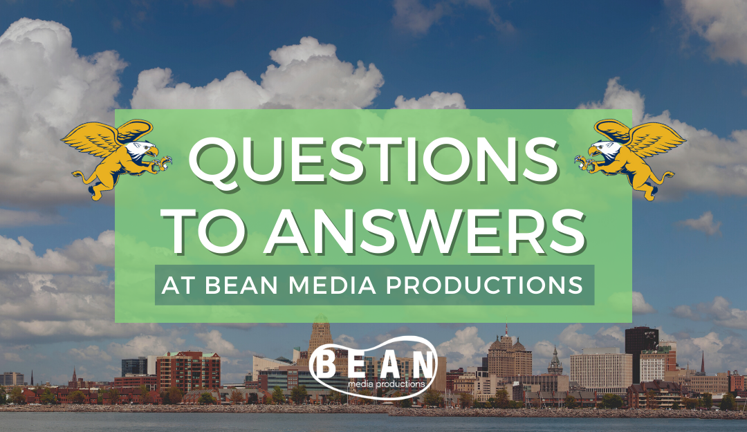 Questions to Answers at Bean Media Productions