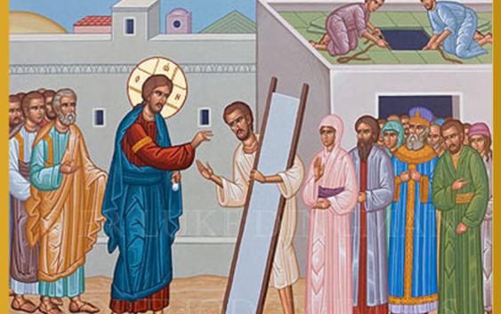 Бюлетень – 19 липня, 2020, 6 Неділя після Зіслання Св.Духа