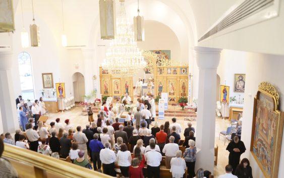 Божественна Літургія – основа й вершина життя християнської спільноти