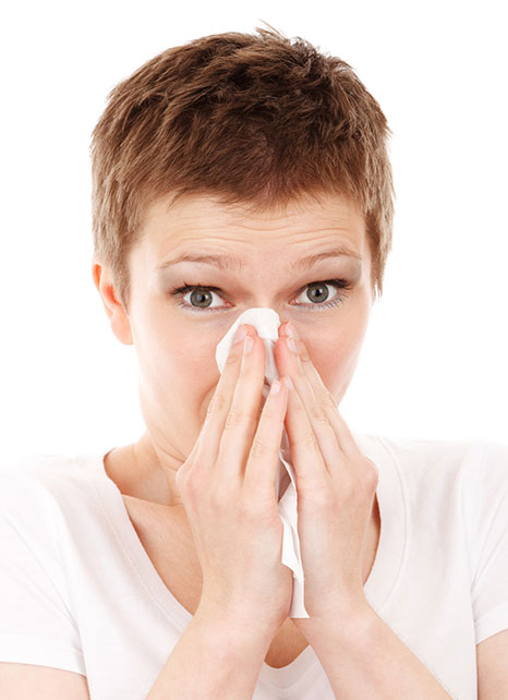 Allergies? Check Your Living Space