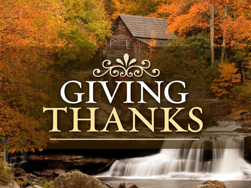 A Blessing of Gratitude by President John F. Kennedy