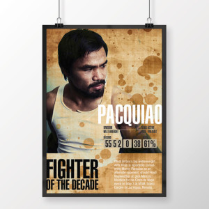 Pacquiao Posters