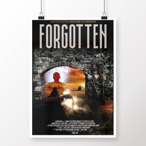 Forgotten Poster and Book
