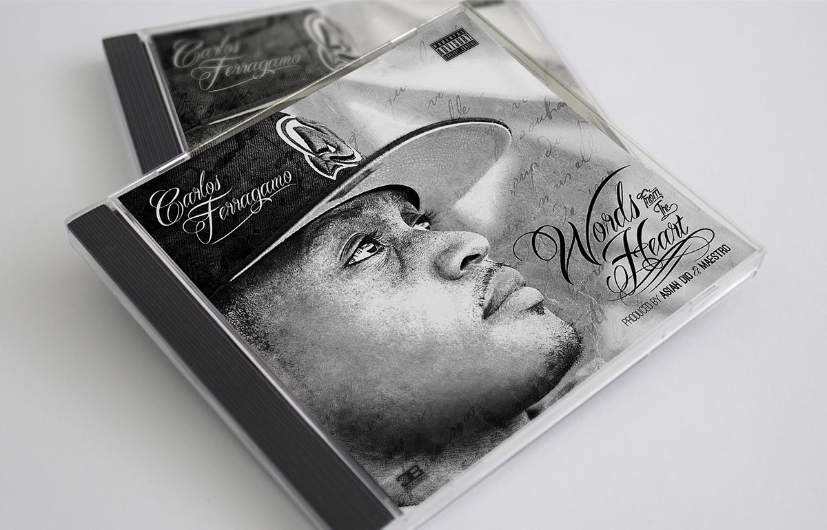 CD, hip hop, design services