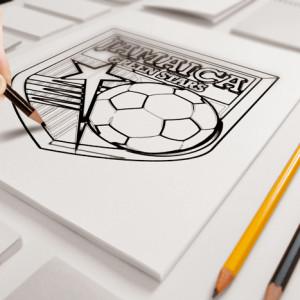 Jamaica Soccer Logo