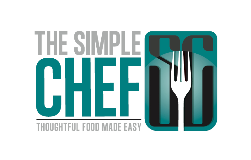 Barefoot Creations - Simple Chef Logo