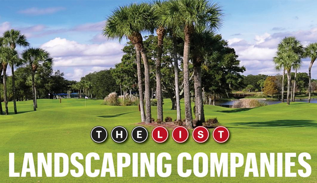 South Florida Business Journal Top Landscape Companies