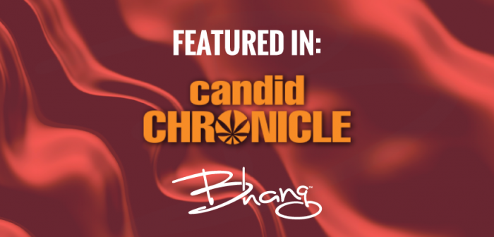 Bhang's Ice Chocolate Bar Featured in Candid Chronicle