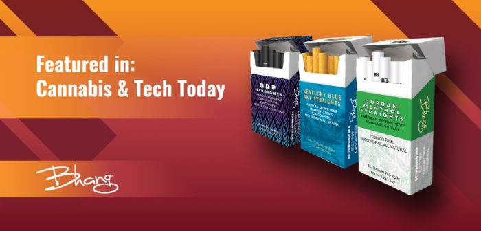Bhang Featured in Cannabis & Tech Today