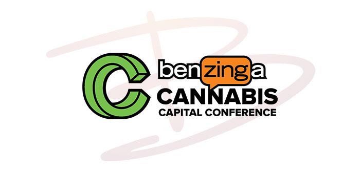 Jamie Pearson gives Bhang Presentation at Benzinga Cannabis Capital Conference