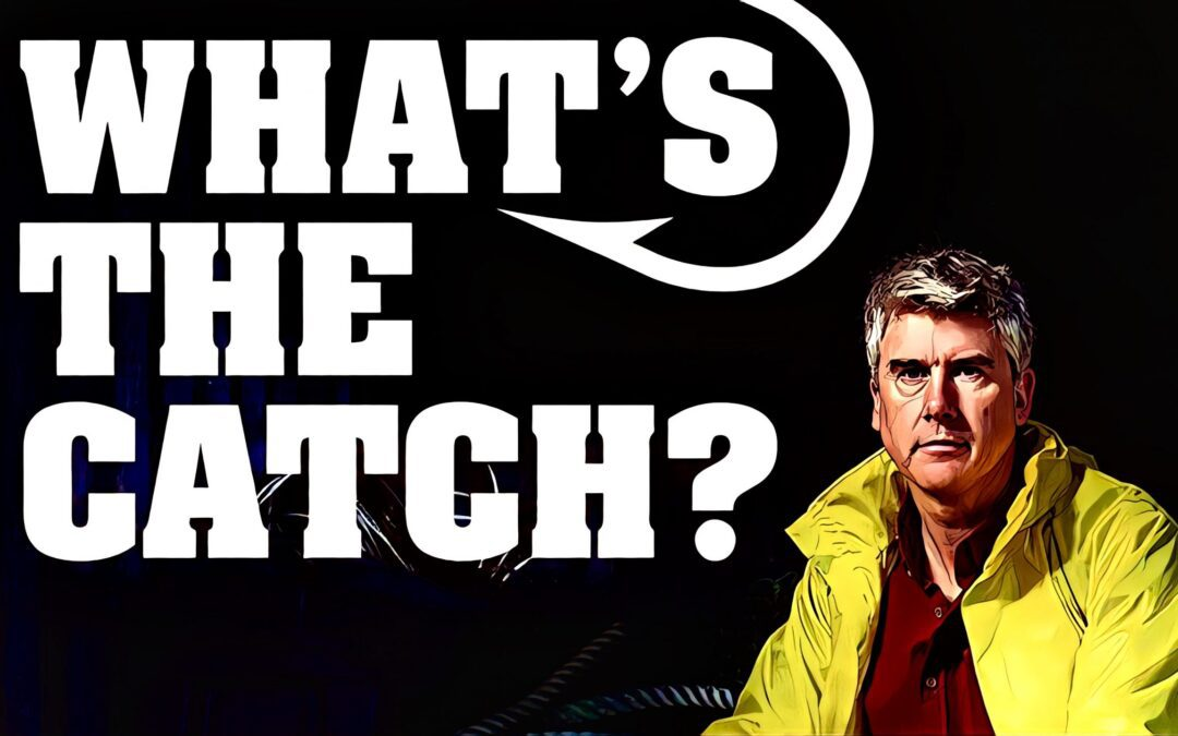 ON AIR: What's the Catch Series 1 repeat on SBS Viceland