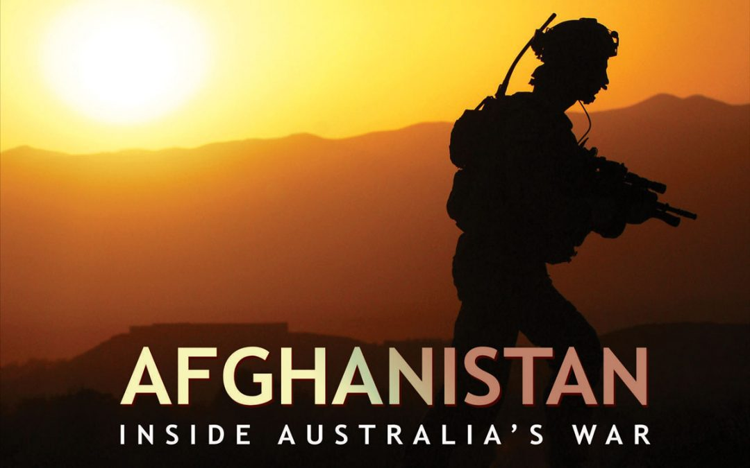 ON AIR: Afghanistan: Inside Australia's War – Weds 7.30pm on HISTORY