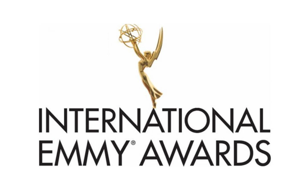 Scorched wins the International Digital Emmy for Best Fiction