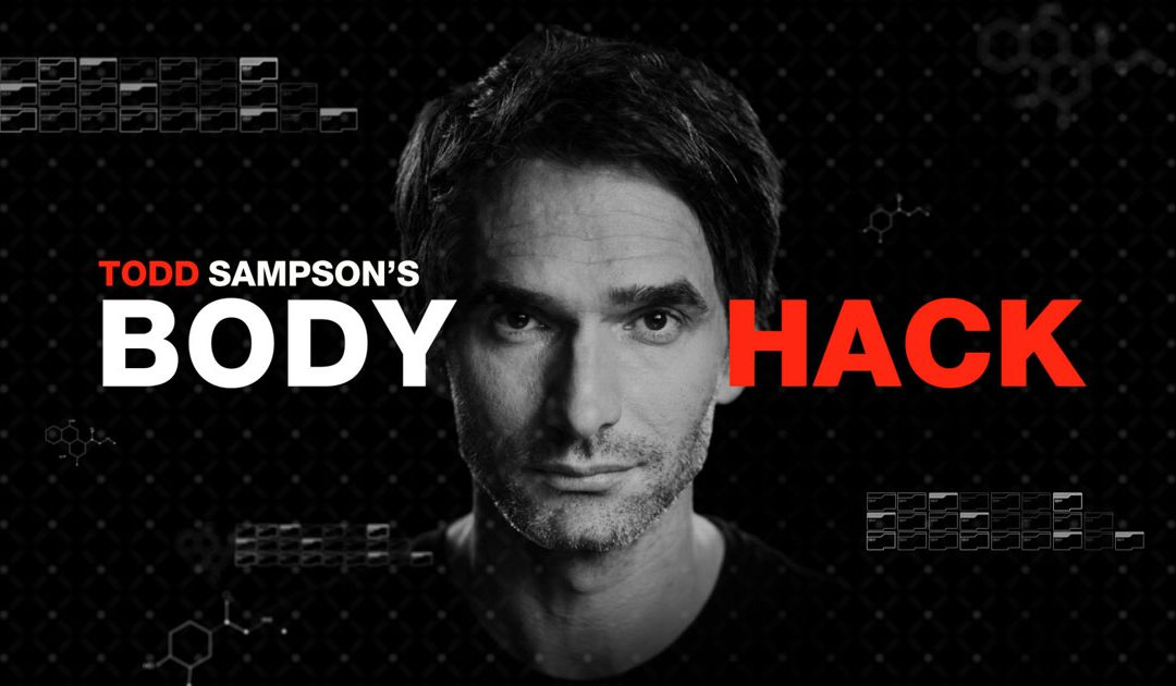ON AIR: Todd Sampson's Body Hack – Tuesday 4th October at 9pm on TEN
