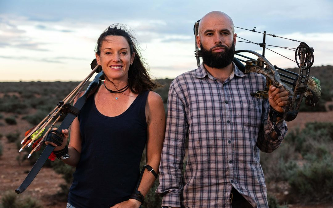 Outback Lockdown: a story of survival and love in the outback