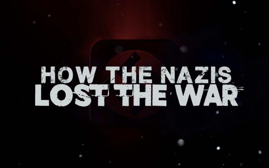 ON AIR: How the Nazis Lost the War series to premiere on SBS from 6th June at 5:30pm