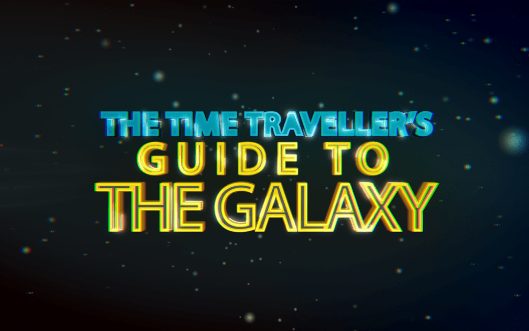 EQ Media and ABC Commercial partner on 'The Time Traveller's Guide to the Galaxy'