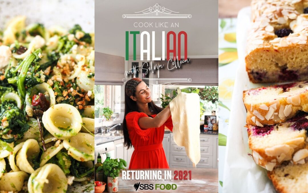 Cook Like an Italian to return to SBS Food in 2021 with Series 2