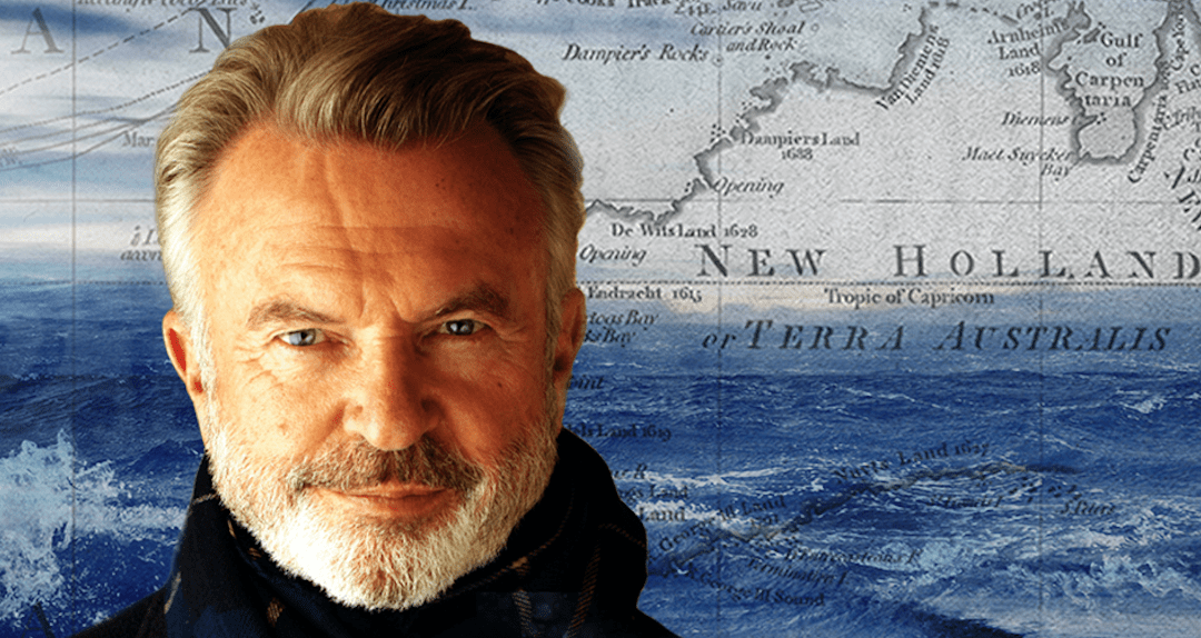 Sam Neill's Pacific in the Wake of Captain Cook to air on ABC – Mondays from 1 Feb @ 9:30pm