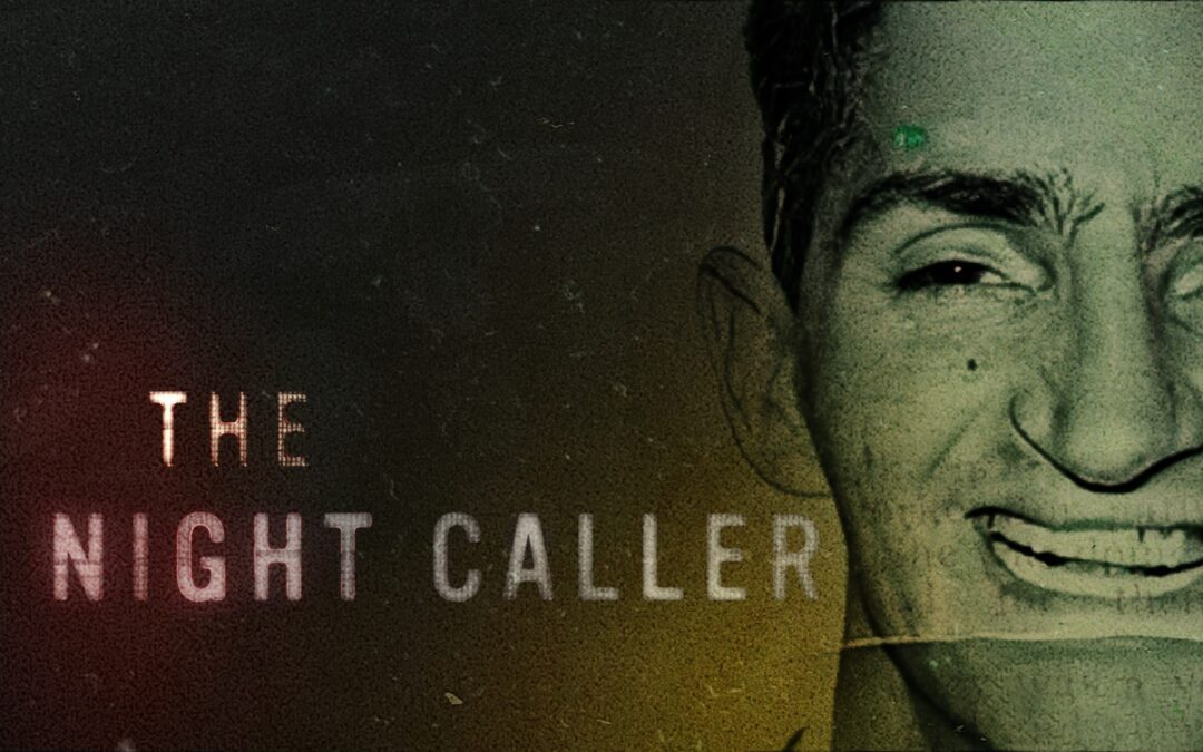 American premiere of The Night Caller on Sundance Now – TX Tuesday January 19