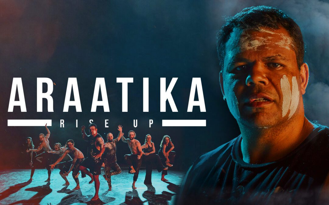WATCH TRAILER: Araatika: Rise Up! – Coming Soon to your screens.