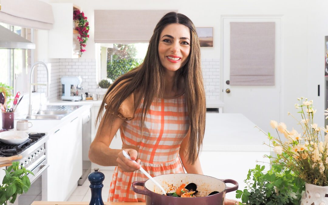 ON AIR: Silvia Colloca's Cook Like an Italian returns to our screens for Series 2 on SBS Food – 8:30pm Wednesday 8 April
