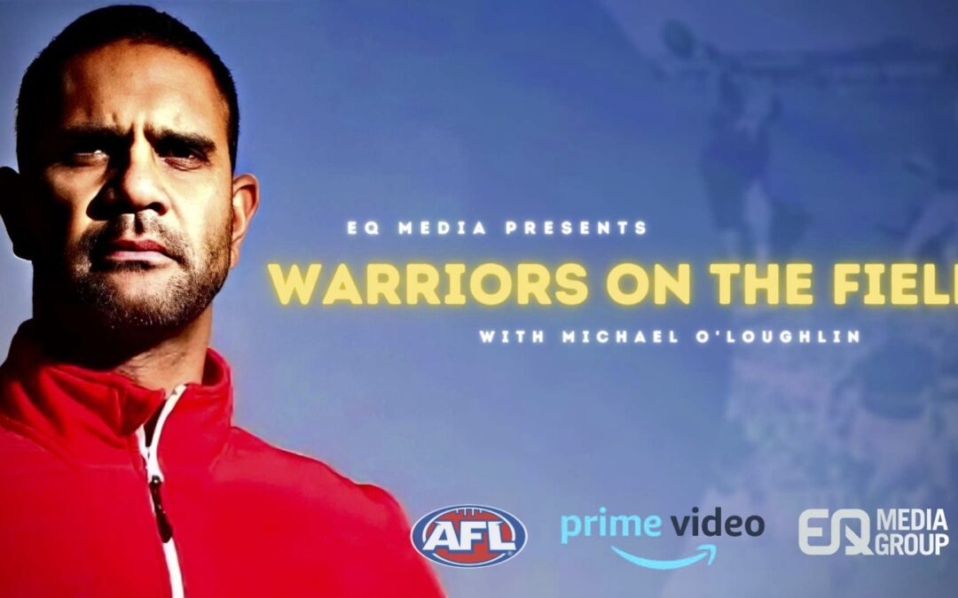 Amazon Prime Video announces new Australian Original documentary Warriors On The Field – which explores the deeply personal and poignant stories of three Indigenous AFL players