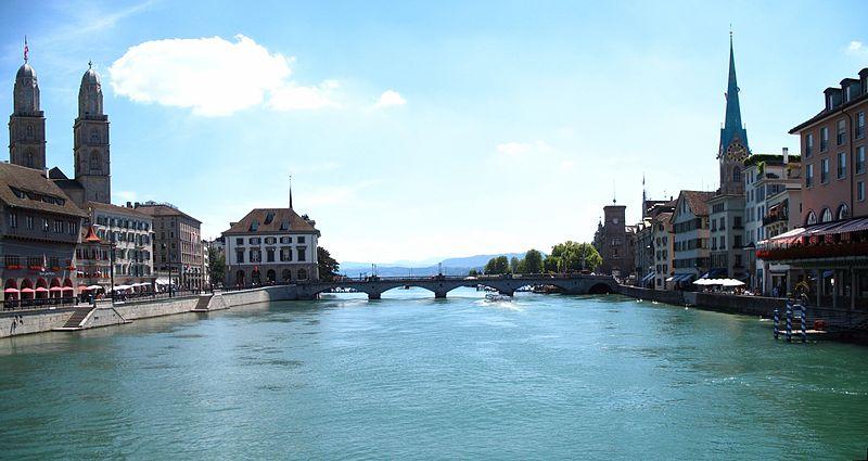 Zurich Limmat